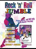 Rock 'n' Roll Jumble: Shake, Rattle, and Roll with These Rockin' Puzzles!