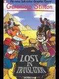 Geronimo Stilton Graphic Novels #19: Lost in Translation