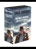 The Walt Longmire Mystery Series Boxed Set Volumes 1-4: The First Four Novels