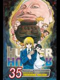 Hunter X Hunter, Vol. 35, 35