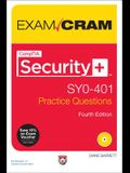 Comptia Security+ SY0-401 Practice Questions Exam Cram
