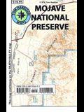 Mojave National Preserve Recreation Map