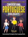 Conversational Portuguese Dialogues: 50 Portuguese Conversations and Short Stories