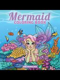 Mermaid Coloring Book: For Kids Ages 4-8, 9-12