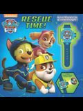 Nickelodeon Paw Patrol: Rescue Time [With Communicator]