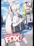 Tamamo-Chan's a Fox! Vol. 1