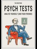 The Redstone Psych Tests: Analyze Yourself (and Your Friends)