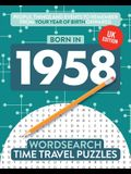 Born in 1958: Your Life in Wordsearch Puzzles