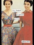 They Hated to Spread Gossip Address Book