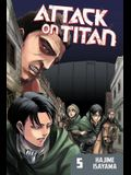 Attack on Titan, Volume 5