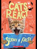 Cats React to Science Facts (Library Edition)