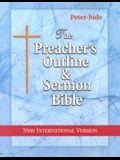 Preacher's Outline & Sermon Bible-NIV-Peter-Jude