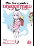 Miss Kobayashi's Dragon Maid: Kanna's Daily Life Vol. 1