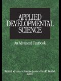 Applied Developmental Science: An Advanced Textbook