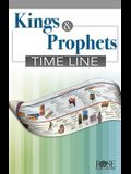 Kings & Prophets Time Line - Pamphlet
