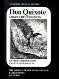 Don Quixote: The Ormsby Translation, Revised, Backgrounds and Sources, Criticism
