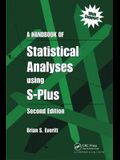 A Handbook of Statistical Analyses Using S-Plus, Second Edition