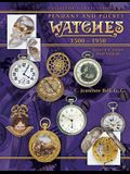 Collector's Encyclopedia of Pendant and Pocket Watches 1500-1950: Identification and Values