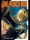 One-Punch Man, Vol. 2, 2