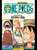 One Piece: Skypeia, Volumes 25-27