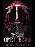 Throne of Embers: Bleeding Realms - Dragon Blessed Book Three