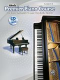Alfred's Premier Piano Course, Lesson 6 [With CD (Audio)]