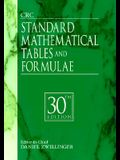 CRC Standard Mathematical Tables and Formulae, 30th Edition