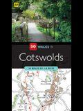 50 Walks in Cotswolds: 50 Walks of 2-10 Miles
