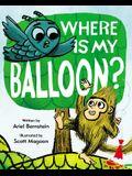Where Is My Balloon?