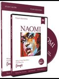 Naomi with DVD: When I Feel Worthless, God Says I'm Enough