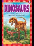 Scholastic Reader Level 2: Dinosaurs