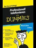 Professionell Telefonieren F?r Dummies Das Pocketbuch