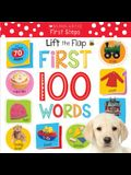 First 100 Words: Scholastic Early Learners (Lift the Flap)