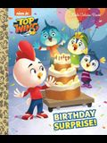 Birthday Surprise! (Top Wing)