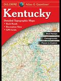 Delorme Kentucky Atlas & Gazetteer