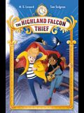 The Highland Falcon Thief: Adventures on Trains