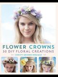 Flower Crowns: 30 Enchanting DIY Floral Creations