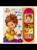 Disney Junior Fancy Nancy: Ooh La La! I Love Being Fancy!
