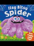 Itsy Bitsy Spider: Hand Puppet Book