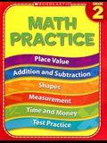 2nd Grade Math Practice (Practice (Scholastic))