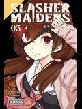 Slasher Maidens, Vol. 3