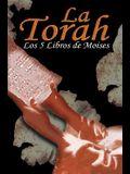 La Torah: Los 5 Libros de Moises (Spanish Edition)