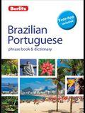 Berlitz Phrase Book & Dictionary Brazillian Portuguese(bilingual Dictionary)