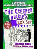 The Diaries for Fans of Creepers Box Set: Six Unofficial Adventures for Minecrafters!