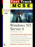 Windows Nt Server 4 (The Fast Track Series)