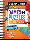 Brain Games Mini - Games and Puzzles on the Go: Make Trips More Fun with Puzzles and Games