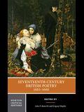 Seventeenth-Century British Poetry, 1603-1660