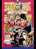 One Piece, Volume 71