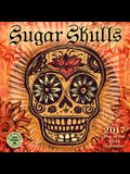 Sugar Skulls 2017 Mini Calendar: 2017 Day of the Dead Calendar