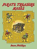 Pirate Treasure Mazes (Dover Children's Activity Books)